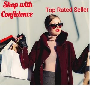 Shop with Confidence! I am a Top Rated Seller🏆